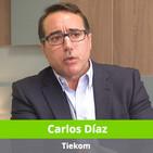 13. Higinio Duque (Director General de Aliquo) y Carlos Díaz (CEO de Tiekom)