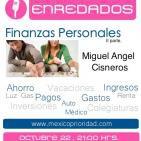 """Programa Octubre 22, 2015 """"Finanzas Personales II"""""""