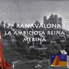 Ranavalona, la ambiciosa Reina Merina - La #BibliotecadeTombuctú (01x17) en #podcastTHT (10x17) 13abr16
