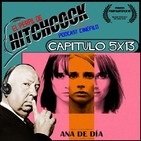 EPDH 5x13: Entrevista a Andrea Jaurrieta, Ana de día, The mask y Fellini 8½.