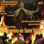 4x10 Saint Seiya: Noticias relevantes de Saint Seiya ·Manga ·Figuras ·Astronomía ·Espectros: ¿Un cambio en Saint Seiya?