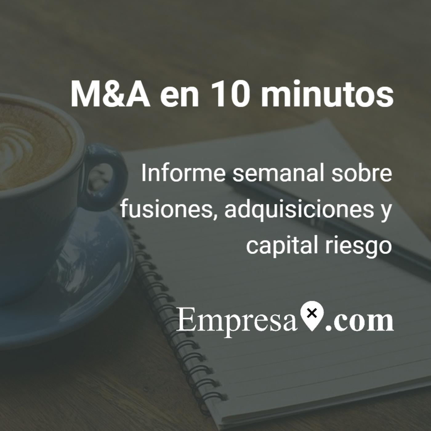 M&A en 10 minutos, con Roberto Martínez, presidente de NBI Bearings Europe