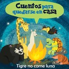Tigre no come luna