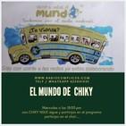 EL MUNDO DE CHIKI, con CHIKY NSUE, en RADIOCOMPLICES.COM con Fernando Rodriguez Programa 20/05/2020