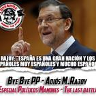 Corsarios - Especial Bye Bye Rajoy - Corsarios 3 noviembre 2018