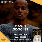 BIOGRAFÍA DAVID GOGGINS - No Puedes Dañarme
