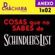 1x02 [ANEXO] Cómo se hizo La Lista de Schindler