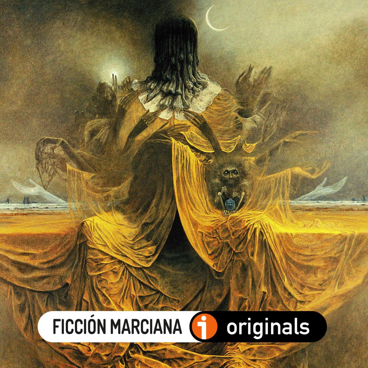 UN HABITANTE DE CARCOSA (Ambrose Bierce)   Ficción Sonora - Audiolibro