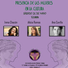 Mujeres en la Cultura - Con G de género.