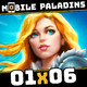 01x06 - Battlejack, Paladins Strike, Tekken Mobile, Nuevo juego de The Walking Dead y más!