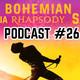 GDB #26:Bohemian Rhapsody, Sabrina, Castlevania