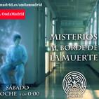 Visiones paranormales al borde de la muerte, con Alejandro Parra - Ecos de lo remoto 3x35