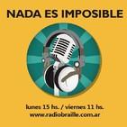 Nada es imposible. Programa 253