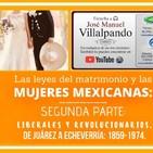 Historia de las Mujeres mexicanas y las leyes matrimoniales 2.