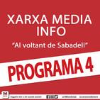 """Xarxa Media Info """"Al voltant de Sabadell"""" (Programa 4, sencer)"""