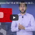 Informativo Express Del 18 al 30 de junio de 2018