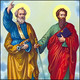 29 de junio: Pedro y Pablo, apóstoles