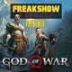 Freakshow Podcast #4 - God Of War (2018)