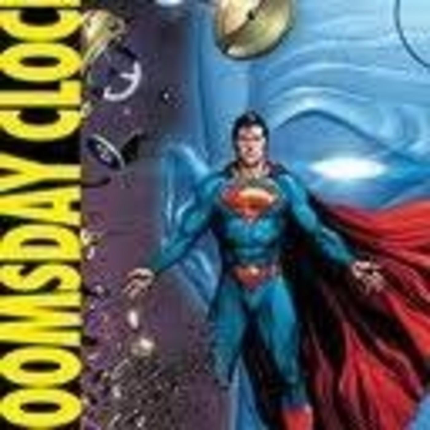 La Viñeta. Doomsday Clock. Mulan. El Dr Manhattan y Disney Plas.
