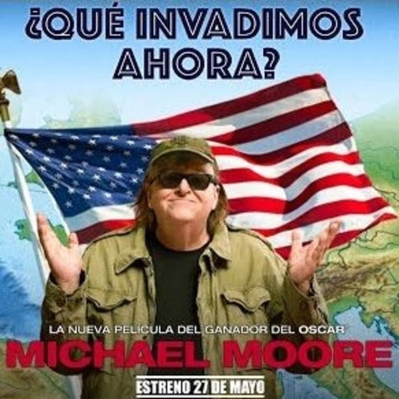 ¿Qué Invadimos Ahora? #documental Michael Moore