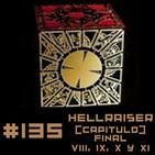 #135 Hellraiser (Hellbound hearth) capitulos 8,9,10 y 11 (Final) de Clive Barker