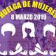 Enlace Informativo 7 marzo 2019 (Actividades en el norte de la capital por huelga feminista + noticias y convocatorias)