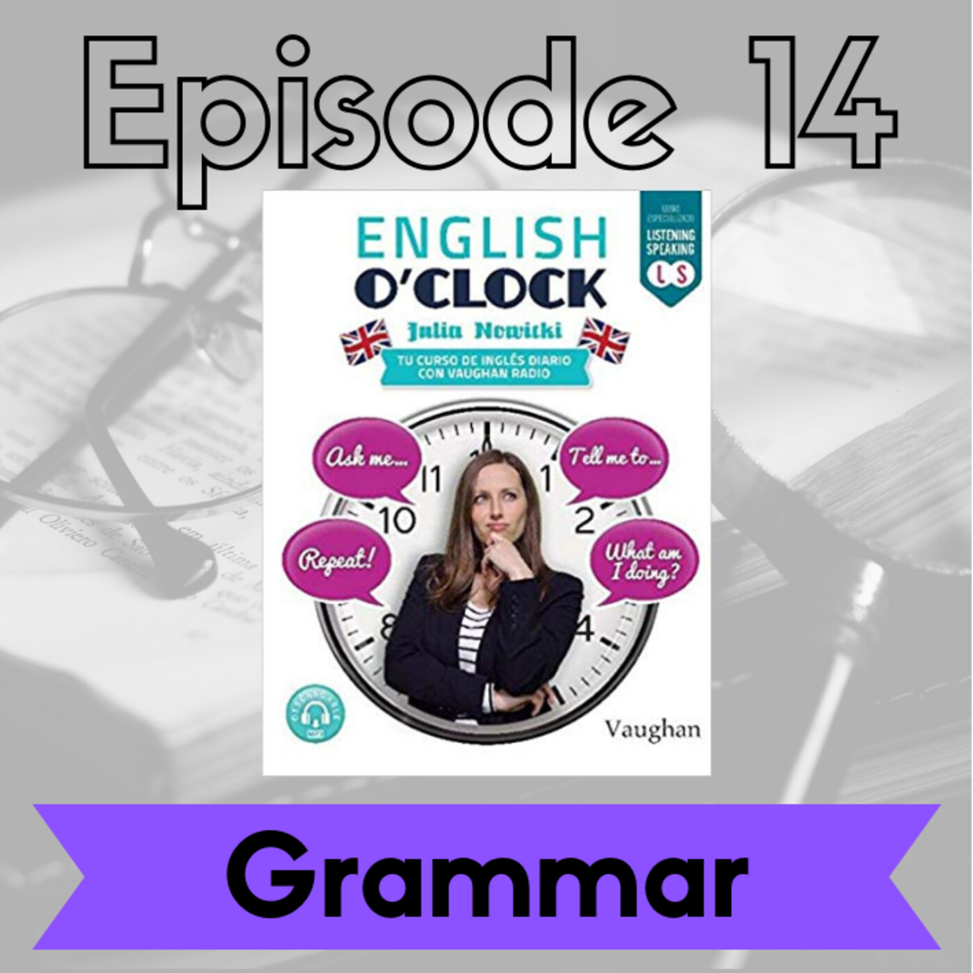 English o'clock 2.0 - Grammar Episode 14 - Types of words (16.10.2020)