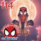 Spider-Man: Bajo la Máscara 114. Las Leyendas del Clan Araña, Saga de Marvel vs Capcom y Checklist de Mayo.