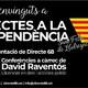 Conferència DIRECTES A LA INDEPENDÈNCIA a Sant Feliu de Llobregat – Ateneu SantFeliuenc