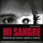 Sentiepnsantes con Mauro Federico y su libro MI Sangre.