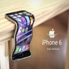 4x01 - iPhone 6 plus, el primer teléfono plegable