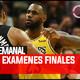 Planeta NBA - REBOTADOS. Ep.134.- Exámenes finales 03/03/20
