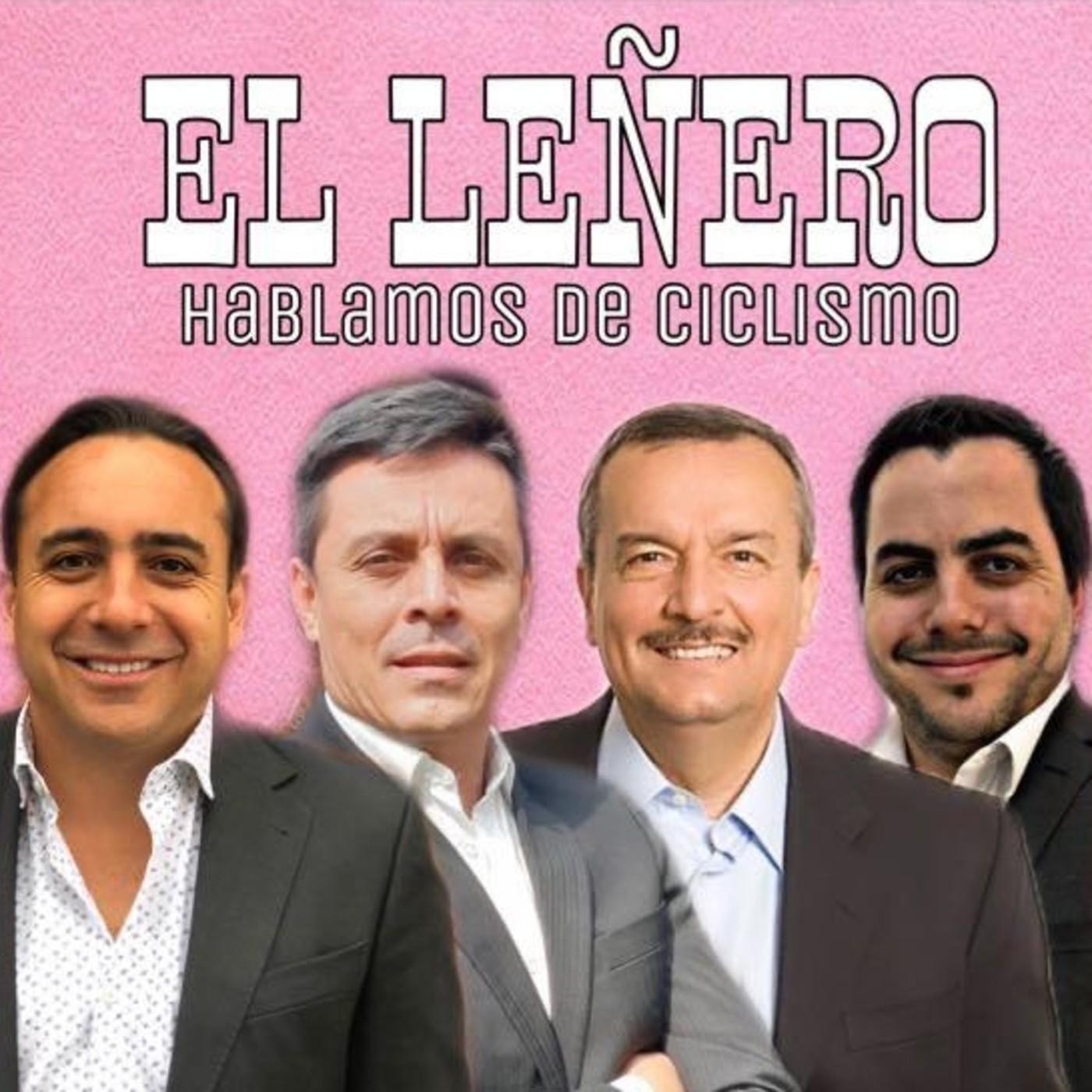 """El Leñero """"Íntimo"""" - Capítulo 16 con Stefano Garzelli"""