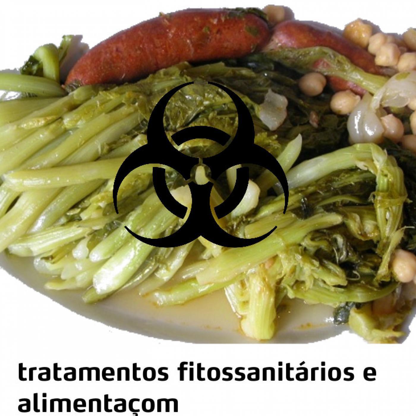 O veneno está na mesa? Tratamentos fitossanitários na alimentaçom