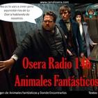 Osera Radio 146 Animales Fantasticos