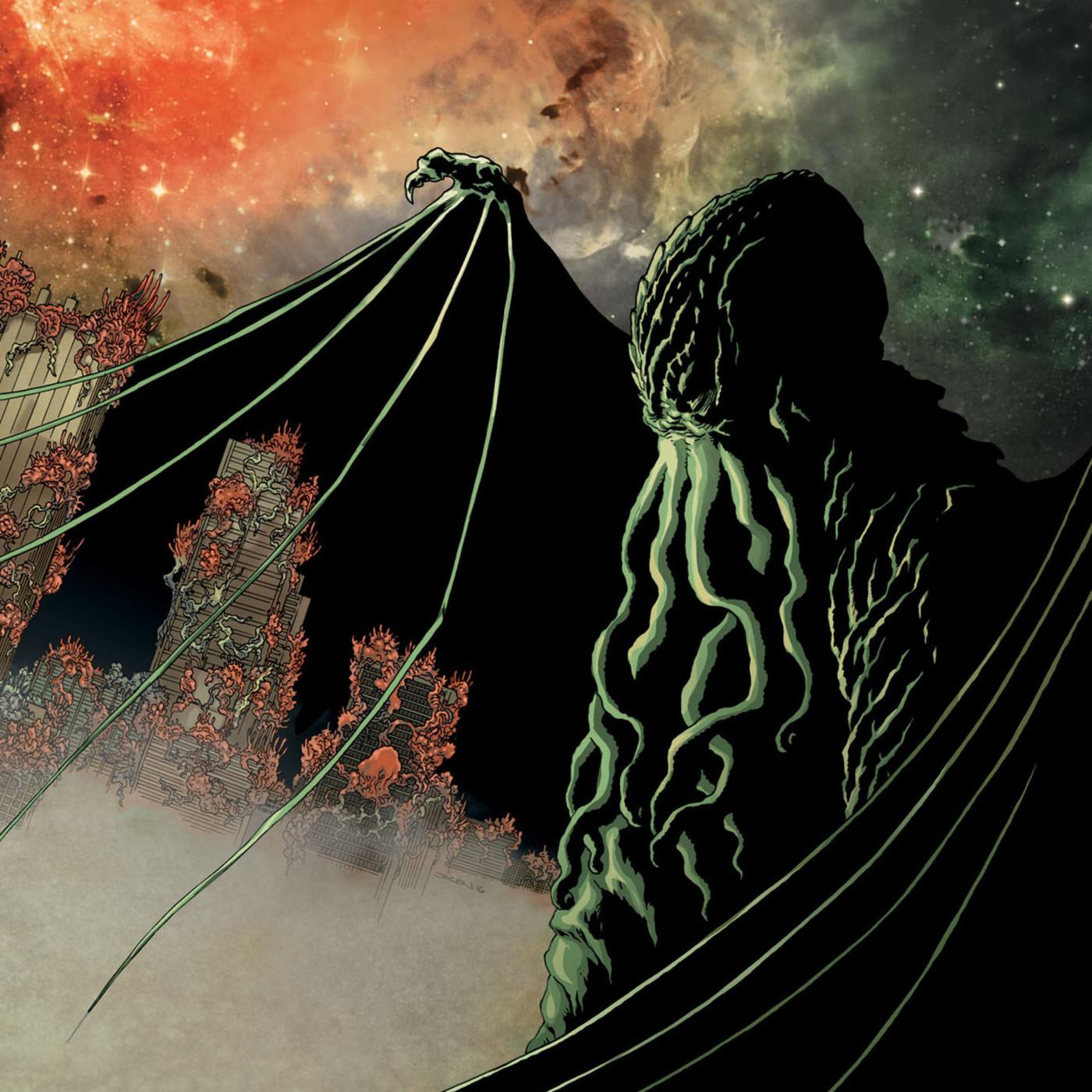 La Casa de EL 143 - Lovecraft en el cómic