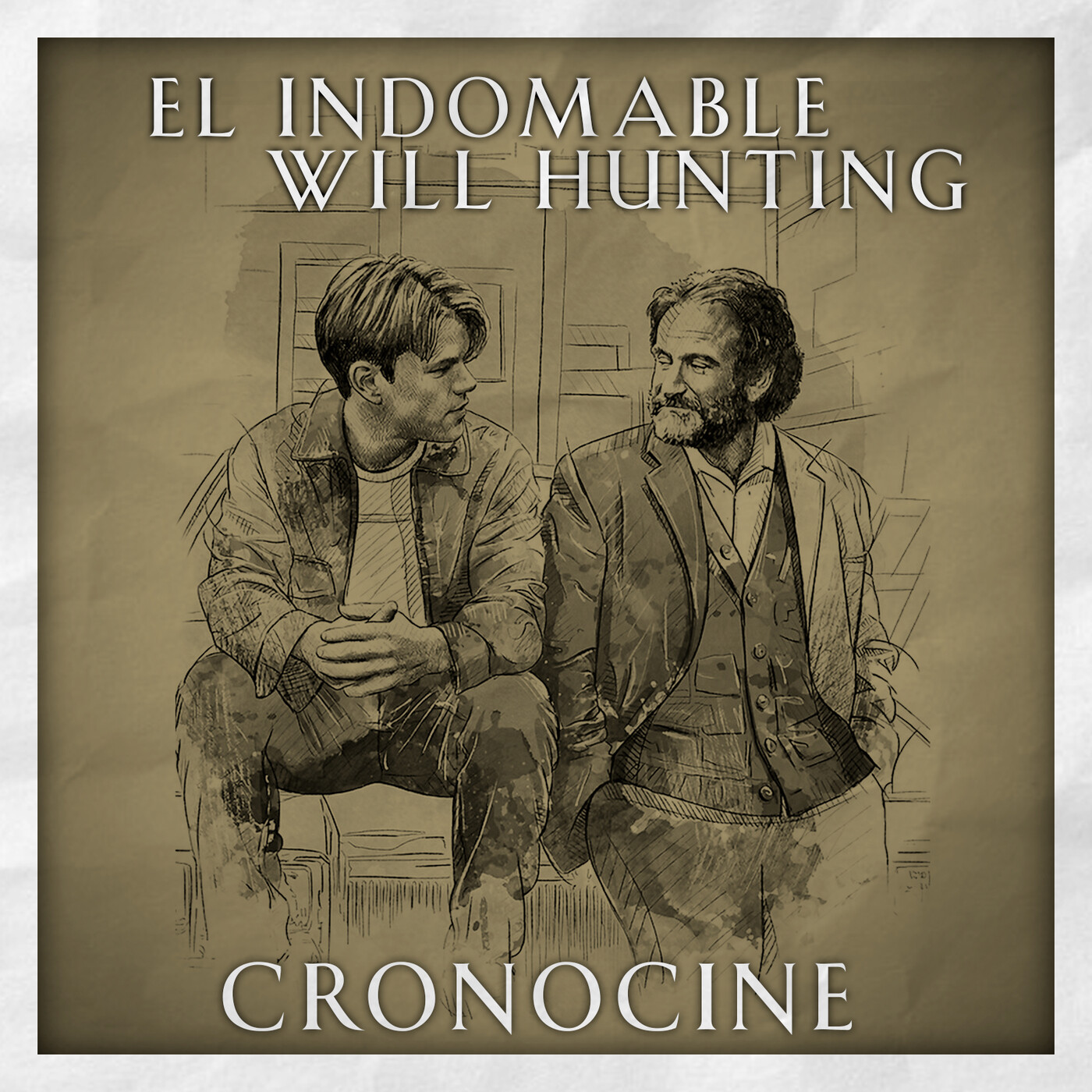 CronoCine 4x01: El Indomable Will Hunting (Good Will Hunting, Gus Van Sant, 1997)