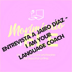034 Sesiones de coaching para tus clases de español online - Entrevista a Jairo Díaz