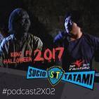 """Sucio Tatami 2x2 Especial Kung Fu Halloween 2017: """"Encuentros en el más allá"""" (1980), """"Kung Fu contra los 7 Vampiros de"""