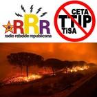 """""""Arde Doñana y el PSOE se abstendrá respecto al CETA"""""""