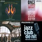 Programa 321: Sabina Witt, Leandro Guffanti i Santiago Acevedo Ensemble