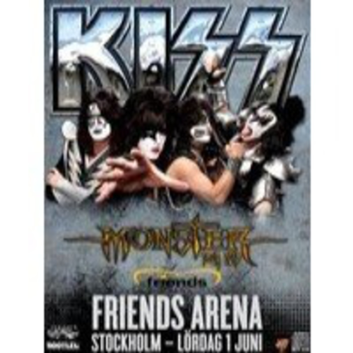 Kiss - Monster (Limited Tour Edition) (2013)