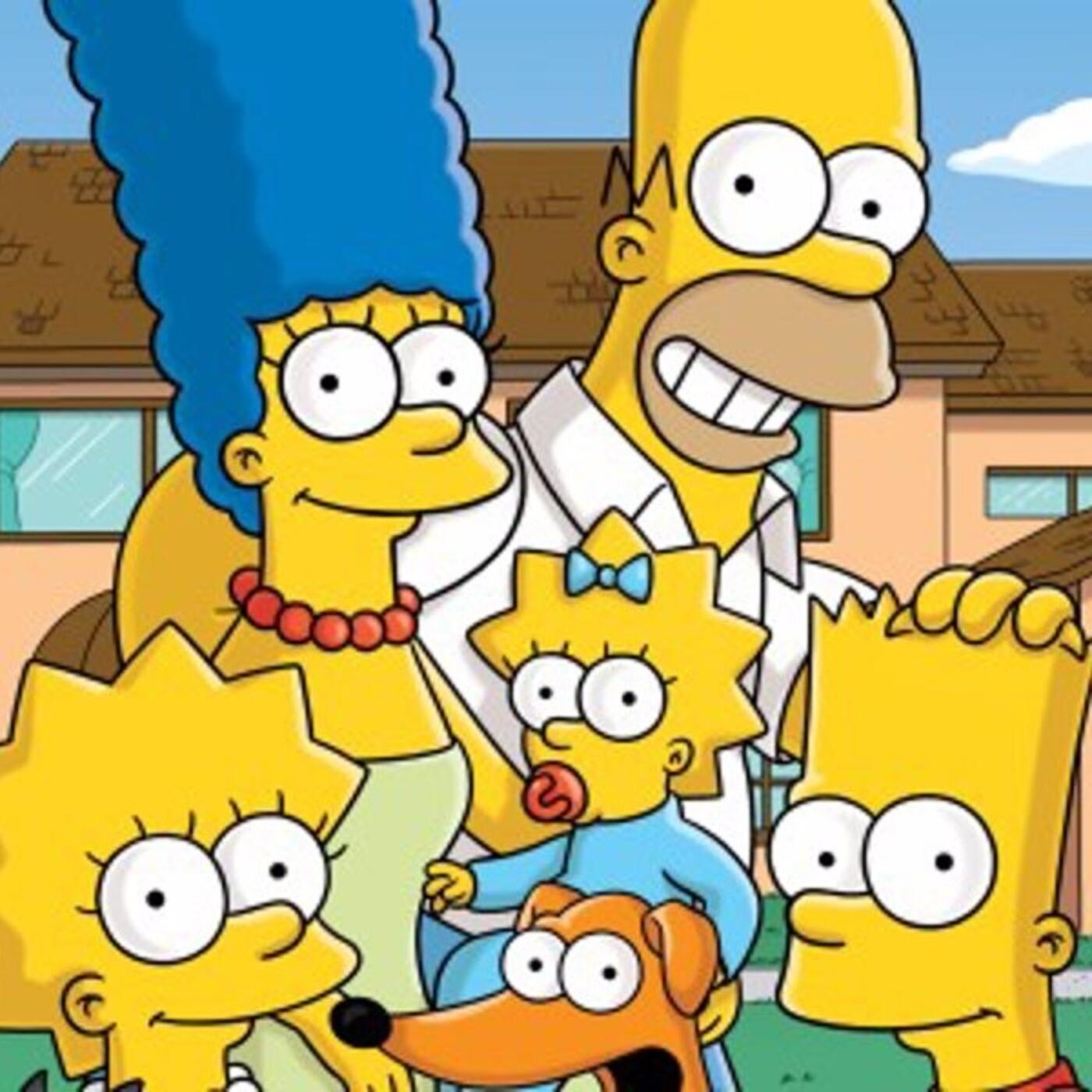 Los Simpson T 22 ep. 4, 5, 6 (2010) #Animación #Comedia #Familia #peliculas #audesc #podcast