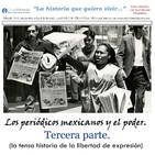 Historia de los periódicos mexicanos (parte III).