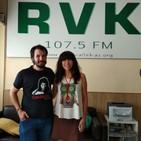 El corazón al viento 109 (31 agosto 2018). Entrevista a Miryam Quiñones