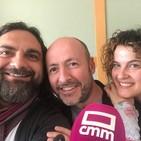 Libros y cuentos en Radio Castilla La Mancha 9abril18