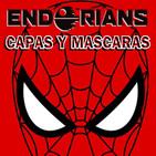 """ENDORIANS —Archivo Ligero— """"Capas y Máscaras, el programa de los superhéroes"""" (noviembre 2018)"""