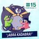 15 - ¡Abra Kadabra!