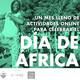 Toma Cultura Día Internacional de África