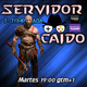 Servidor caido 3x23 God of War, boi!